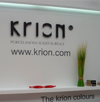 Krion y Corian